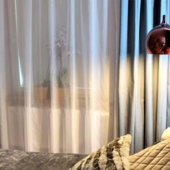 zasłony w sypialni - Łódź